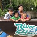 シンガポールで3人男児を子育て中。この経験も好きな仕事をしていくキャリアになる〜藤原沙和香さん〜