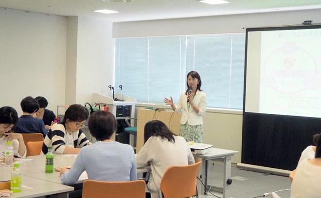 加倉井さおりのオープン講座愛して、学んで、仕事をする