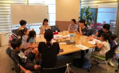幸せなワーキングマザー☆コミュニティランチ会