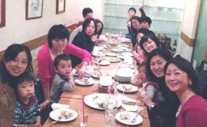 幸せなワーキングマザー☆コミュニティの子連れでOK!ハッピークリスマス&望年会第1回