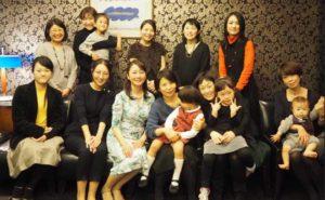 幸せなマザーワーキングコミュニティクリスマス会1