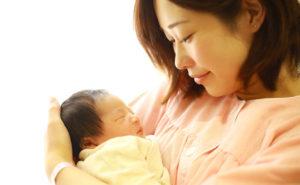 産後の女性