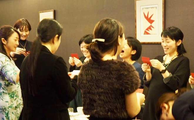 幸せなマザーワーキングコミュニティクリスマス会8