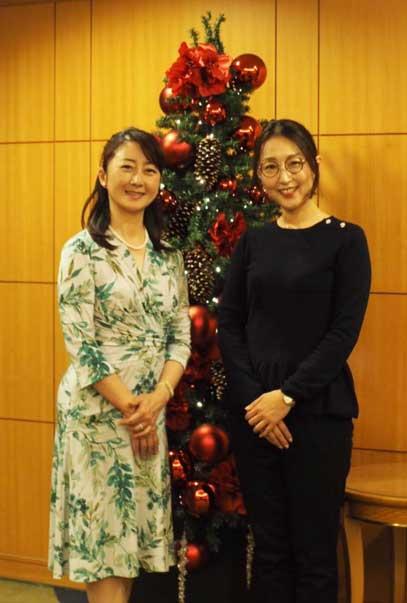 幸せなマザーワーキングコミュニティクリスマス会6
