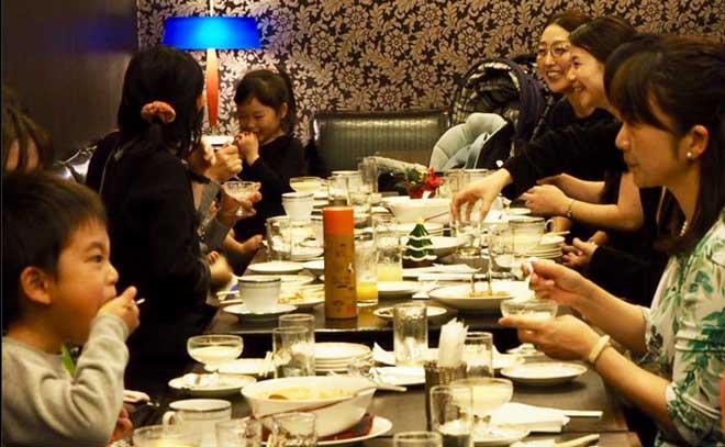 幸せなマザーワーキングコミュニティクリスマス会7