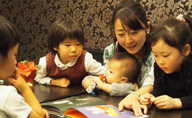 幸せなマザーワーキングコミュニティクリスマス会11