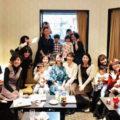 【報告2019/12/1】幸せなワーキングマザー☆コミュニティ 子連れでOK!ハッピークリスマス&望年会