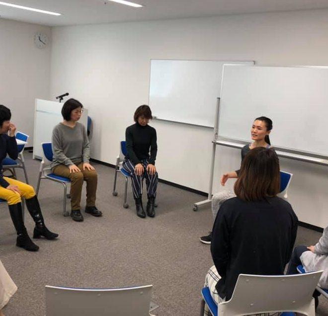 2019/12/16 WOMANウェルネスカフェ~大人の女性のケアエクササイズ講座