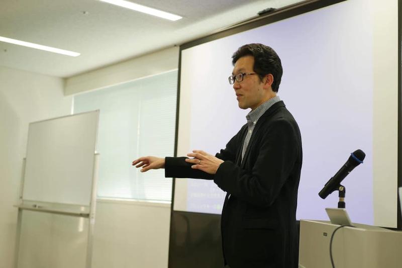 山口創先生講演「皮膚感覚から生まれる幸福 〜心身を癒すタッチの力」