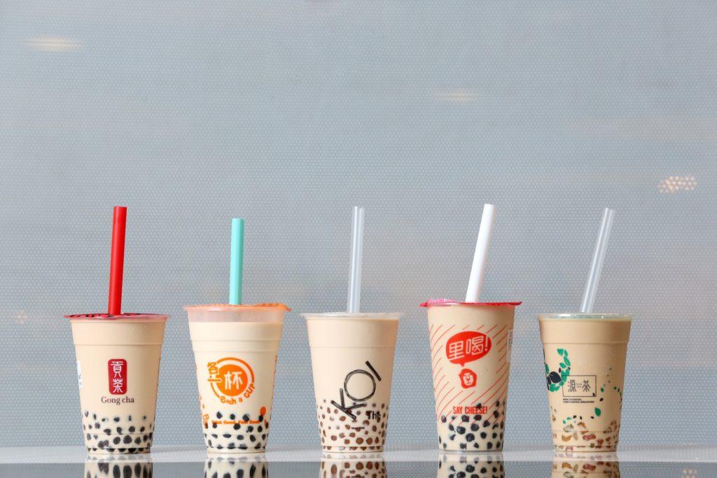 シンガポール緊急事態宣言中のBubble Tea(バブルティー))