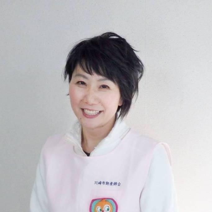 又木由美氏  (アドバンス助産師 ウェルネス・タッチケア®認定講師)